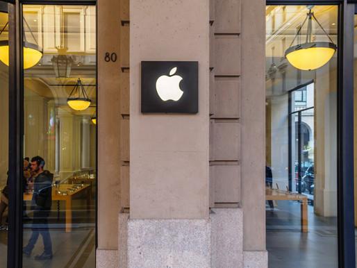 Apple - o bond das FAAMGs
