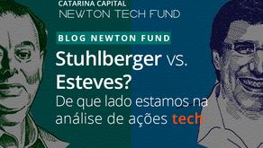 Stuhlberger ou Esteves? De que lado estamos quando analisamos o valor das Ações Tech?