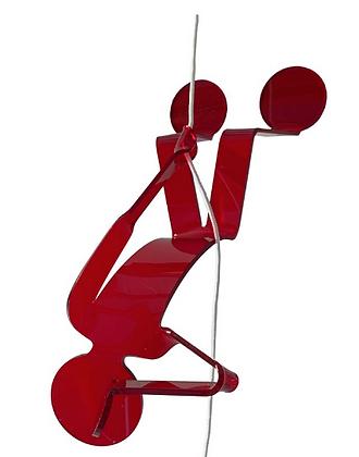 FLEXO Climber 3 rouge par ZED