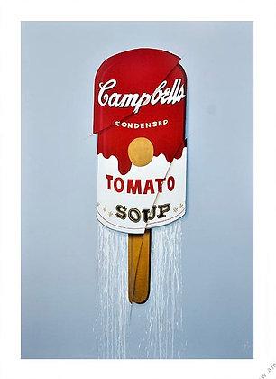 Warhol's Soup Can par Amaury Dubois