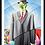 Hommage à Magritte par Amaury Dubois