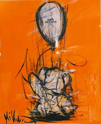 Ourson Hermès