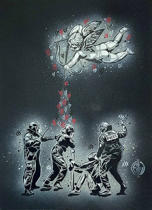 La police et l'amour