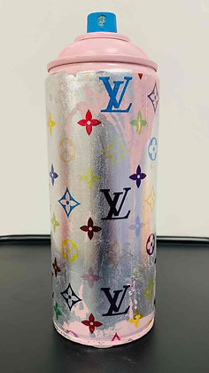 Spray LV rainbow color