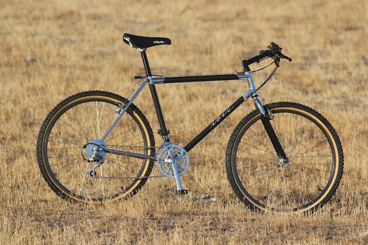 1988 Ibis Carbon Titanium