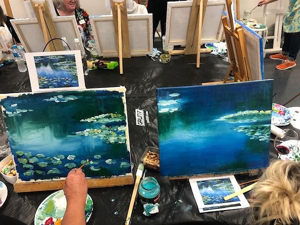 Create & Sip Monet paintings 2.jpg