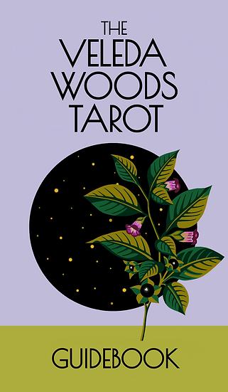 Digital Veleda Woods Tarot Guidebook - PDF