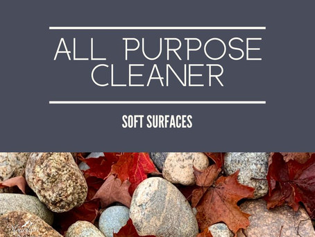 Soft Surfaces Cleaner