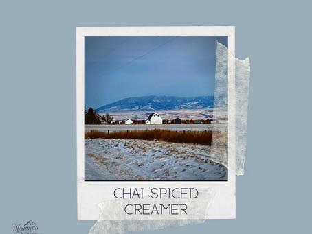 Chai Spiced Creamer