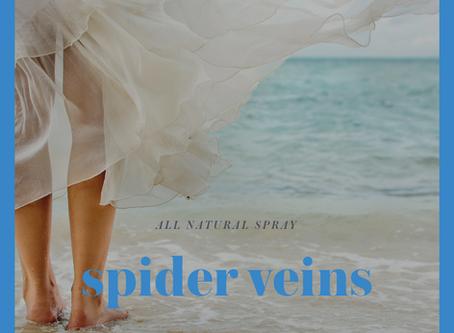 Spider Veins Be Gone!
