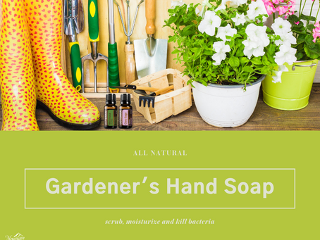 Gardener's Hand Soap