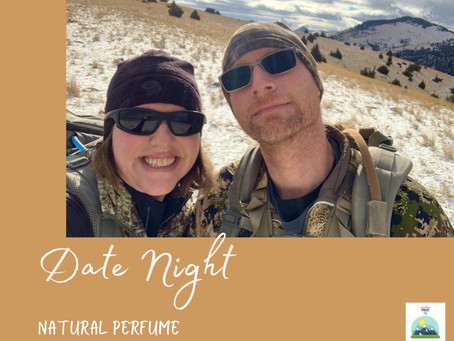 Date Night - All Natural Perfume