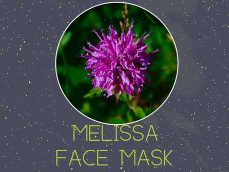 Melissa Face Mask