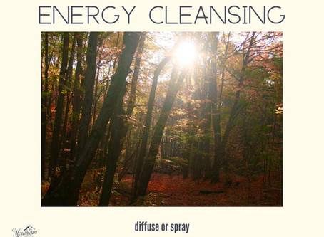 Energy Cleansing