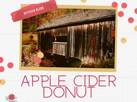 Apple Cider Donut - diffuser blend
