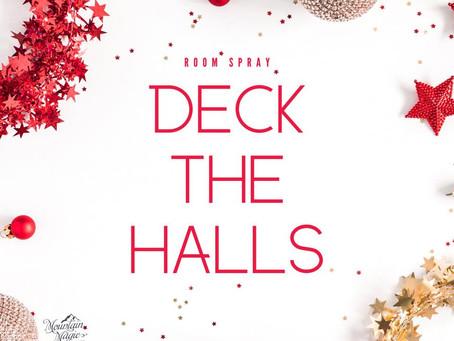 Deck The Halls - Room Spray