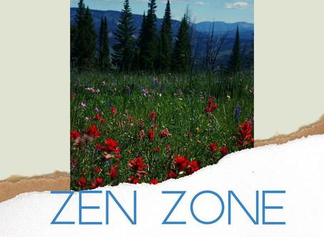 Zen Zone - diffuser blend