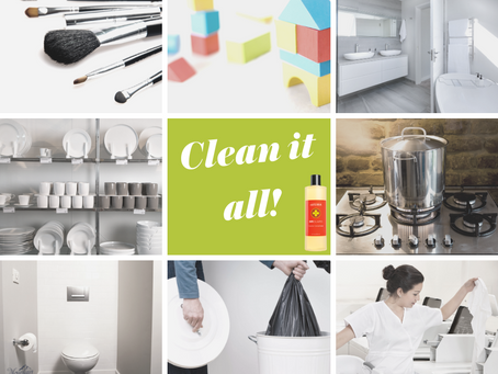 Clean It All - Naturally!