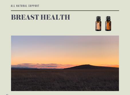 Breast Health - a detox protocol