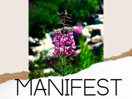 Manifest Roller Blend