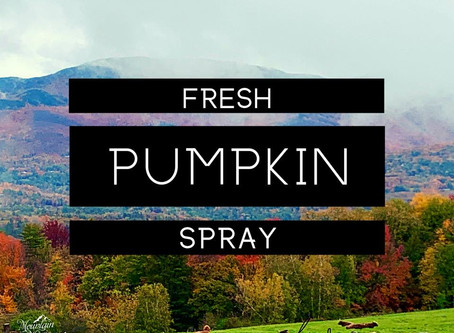 Fresh Pumpkin Spray