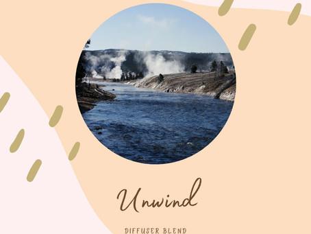 Unwind - Diffuser Blend