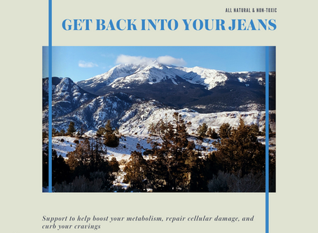 Get Back Into Your Jeans!