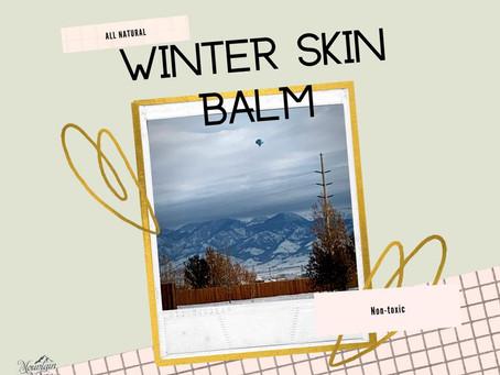 Winter Skin Balm