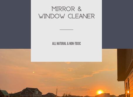 Mirror & Window Cleaner