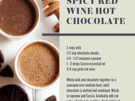 Red Wine & Hot Chocolate