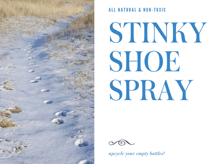Stinky Shoe Spray