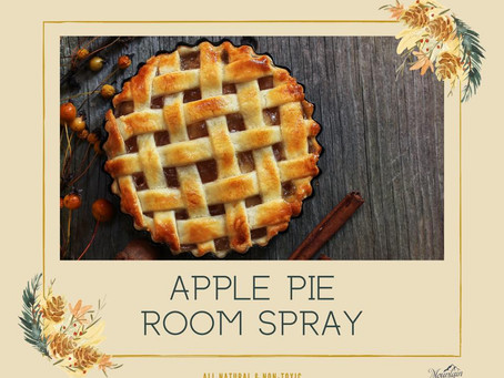 Apple Pie Room Spray