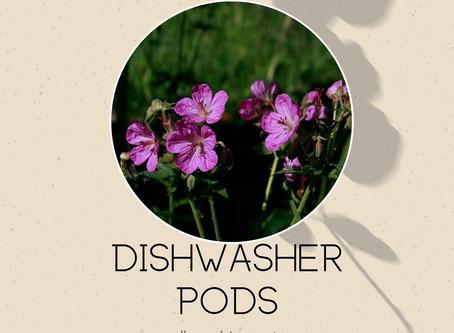 Dishwasher Pods