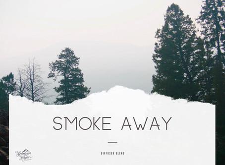 Smoke Away - diffuser blend