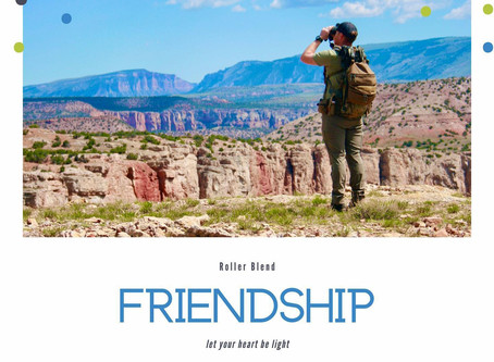 Friendship - a roller blend