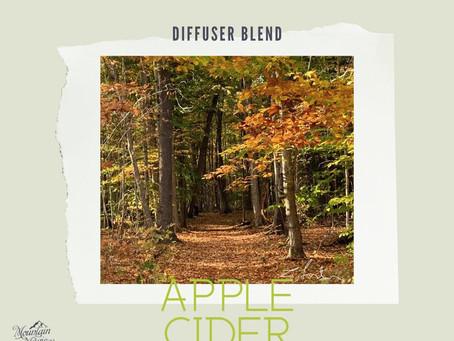 Apple Cider - diffuser blend