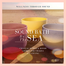 Soundbath by the sea album cover 3000x30