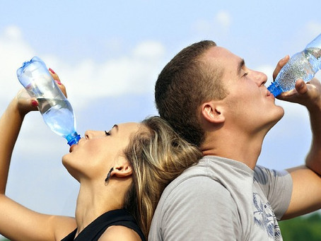 It's HOT! Let's Talk H2O.