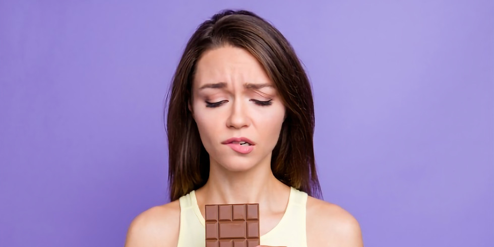 How to Stop Stress Eating!