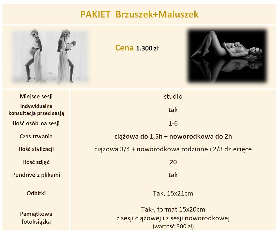 Sesja ciążowa , noworodkowa Szczecin