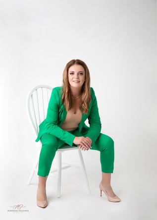 Sesja biznesowa, kobieca Szczecin