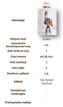 Sesja kobieca Szczecin