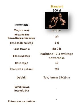 Sesja ciążowa i noworodkowa Szczecin
