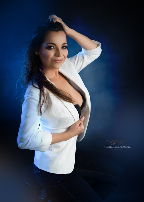 Sesja kobieca, sensualna, akt, buduarowa Szczecin