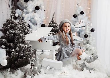 Sesja świąteczna, zimowa Szczecin fotograf