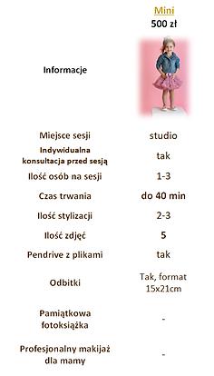 Sesja dziecięca Szczecin