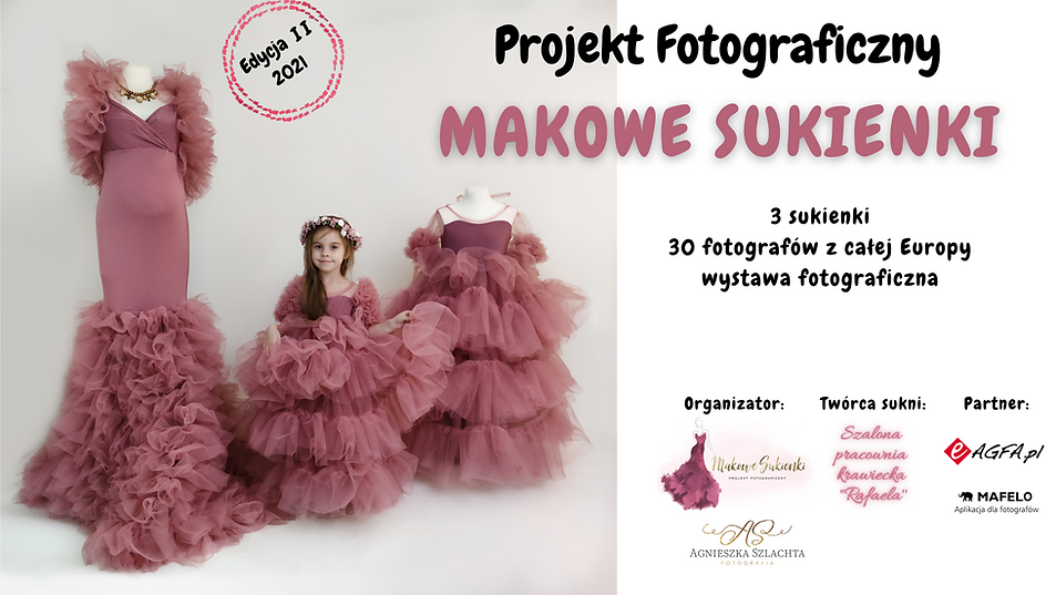 Makowe Sukienki, projekt fotograficzny, travelling dresses