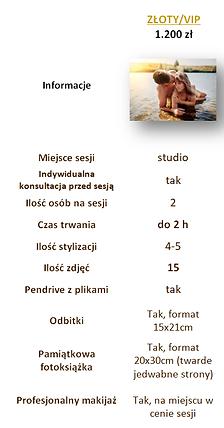 Sesja dla par Szczecin