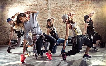 Grupo de break dance