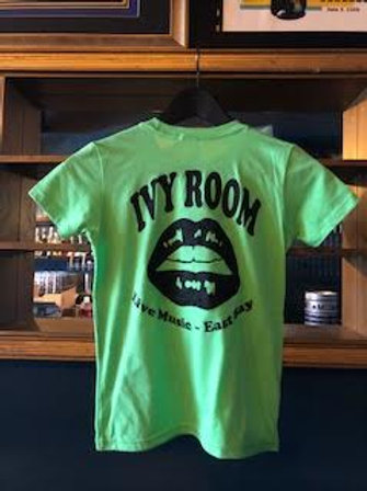 """Neon Green """"Youth""""  Ivy Room T-shirt"""